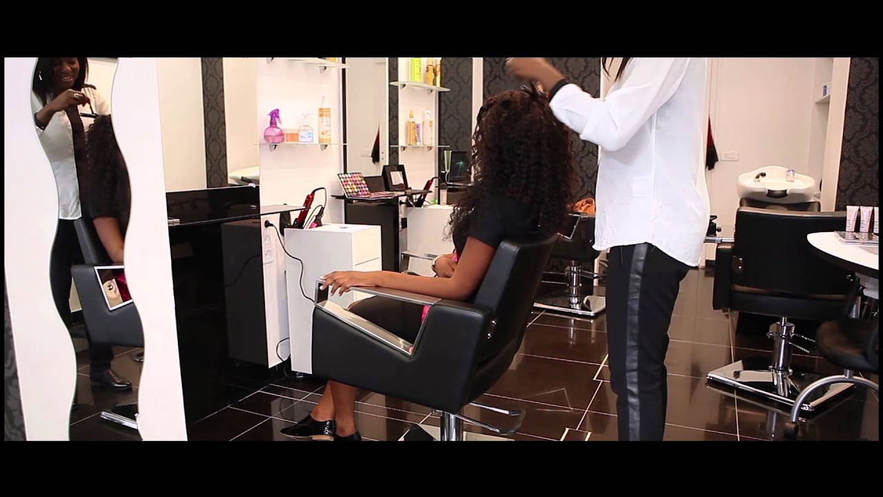 Mimihair spot salon de beaut by elite studio youtube for 201 twiggs studio salon