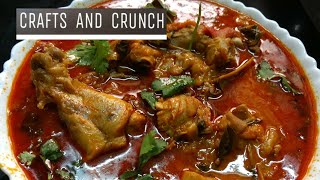 Spicy Country Chicken Curry || South Indian Chicken Curry