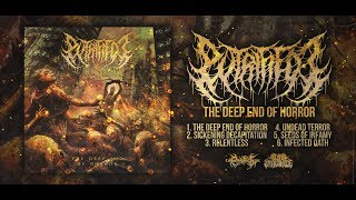 PUTRIFIED J - THE DEEP END OF HORROR [OFFICIAL EP STREAM] (2019) SW EXCLUSIVE
