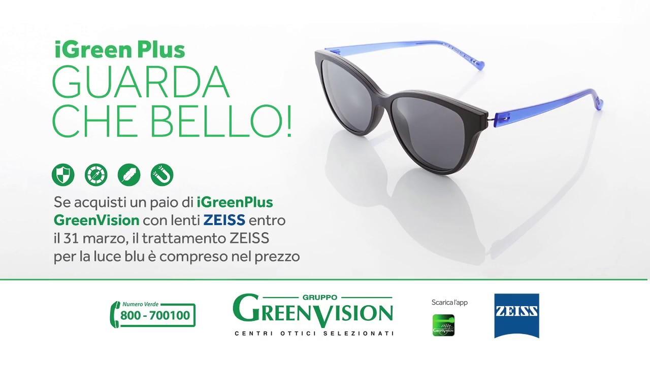 0dc251908a Tutti i vantaggi degli iGreenPlus, gli occhiali da vista che diventano  occhiali da sole graduati. GreenVision