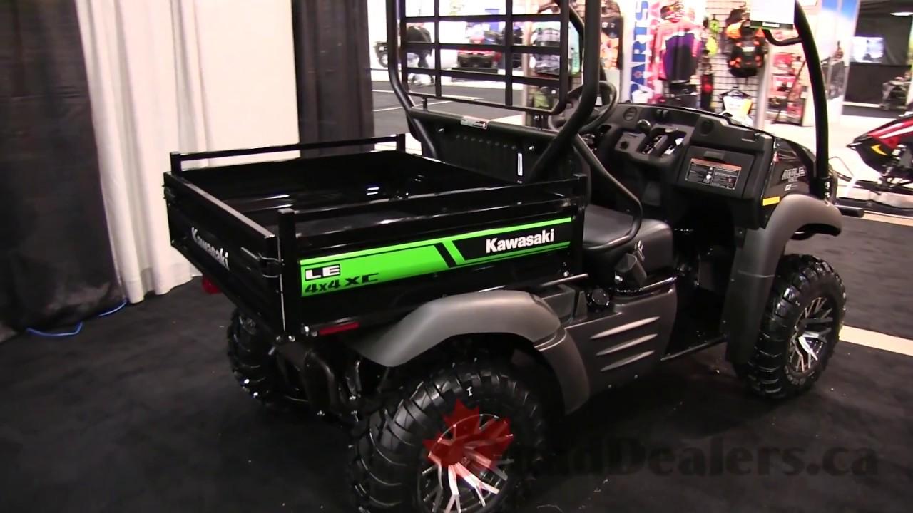 Kawasaki Mule Sx