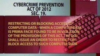 SONA: Cybercrime Law, layong panagutan ang mga gumagawa ng krimen sa internet