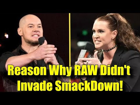 Real Reason Why RAW DIDN'T INVADE SmackDown Before SURVIVOR SERIES!