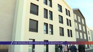 Yvelines | Une nouvelle résidence sociale à Élancourt
