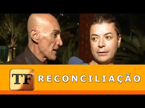 Amin Khader E David Brazil Anunciam Reconciliação: