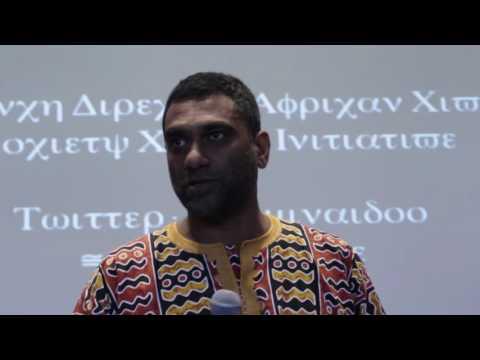 Freezing Finance to Combat Climate Change | Kumi Naidoo | TEDxOccidentalCollege