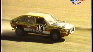 HISTORY OF PARIS DAKAR RALLY 1979-1997