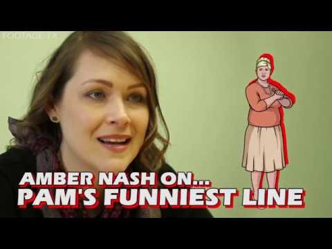 FXX's Archer  Amber Nash on Pam's Funniest Line