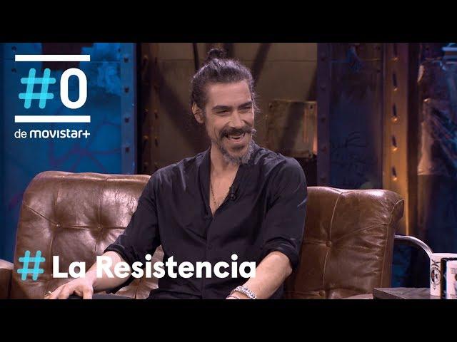 LA RESISTENCIA - Entrevista a Óscar Jaenada | #LaResistencia 17.01.2019