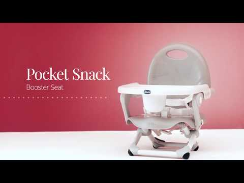 Chicco Pocket Snack Booster Seat At Walmart