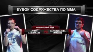 Промо Алибек Хабибулаев против Магомедкамиля Маликова (Кубок Содружества 2016)