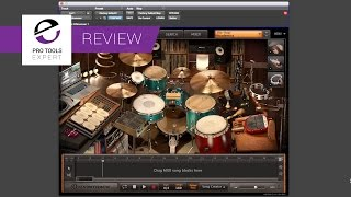 Review Hip Hop EZX For EZ Drummer 2 By Toontrack