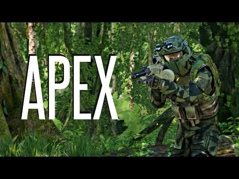 ArmA 3 Apex Campaign 60 Minutes of Raw Gameplay