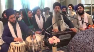 Bhai Harpreet Singh Toronto (BC, Dec, 2015) - jis anthar hiradhaa sudh hai (& ADV)