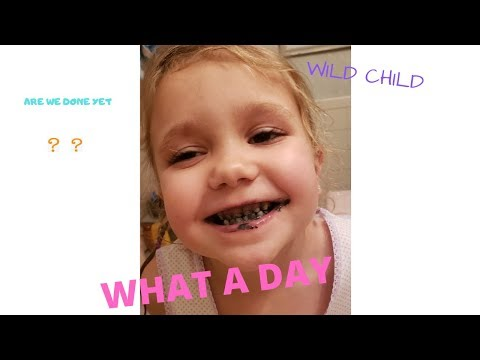 A whole day with Madisyn-