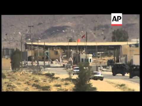 Pro Gadhafi forces retake border between Tunisia and Libya