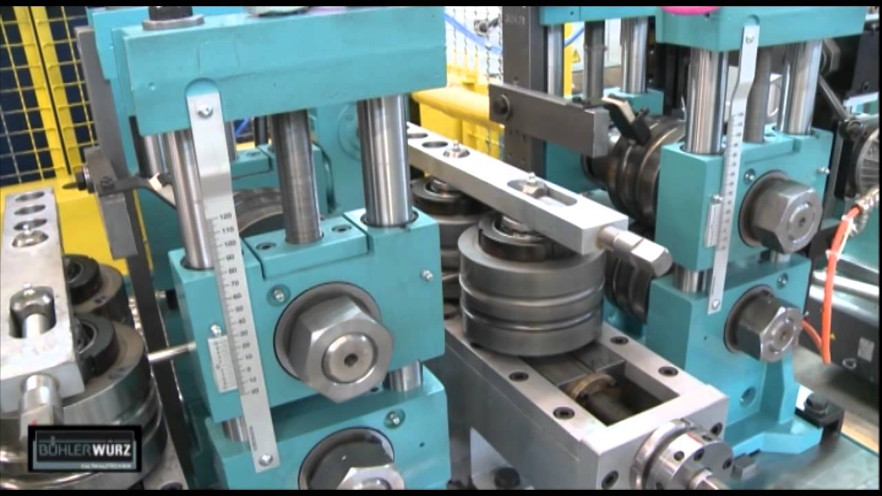 Flux-cored welding wire (FCW) - Buehler Wuerz Kaltwalztechnik GmbH ...