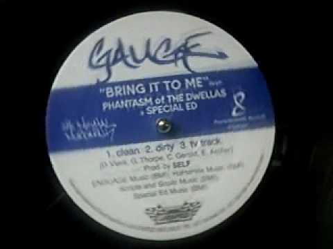 Gauge - Insane / Bring It To Me (featuring - Phantasm & Special Ed)
