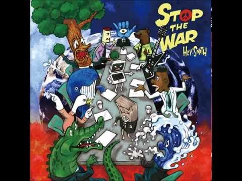HEY-SMITH - STOP THE WAR (Full Album)