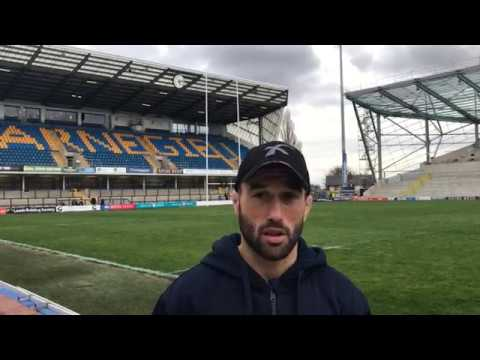 Forwards Coach Steve Boden delighted with bonus point win over Jersey