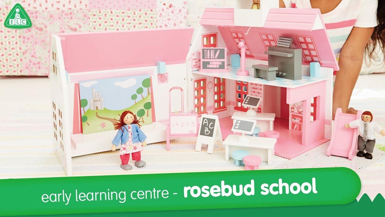 Early Learning Centre Rosebud School - YouTube