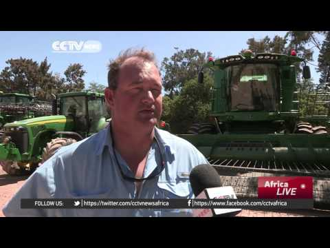 South Africa setting the pace in mechanizing agriculture
