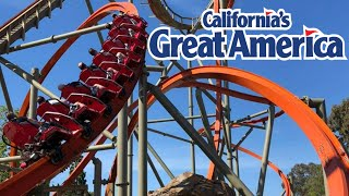 California's Great America 2019 Tour & Reivew with The Legend