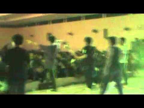 Total Hypnotist - Hampa Menanti Ajal @ TBRS Indoor Semarang