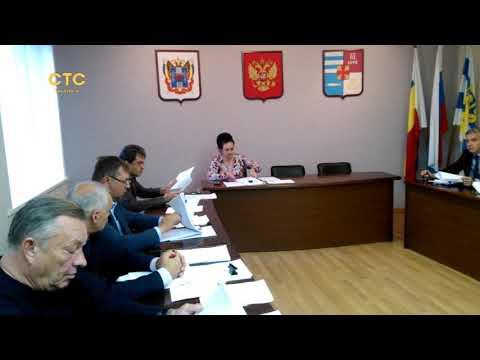 22.10.2018, заседание комиссии по строительству, градорегулированию и муниципальной собственности