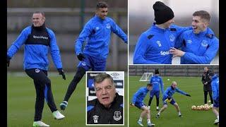 Sam Allardyce cancels Everton's Christmas party