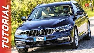 NEW BMW SERIE 5 TOURING 2017 - ALESSANDRO TOFFANIN RACCONTA LA NUOVA SERIE 5 TOURING