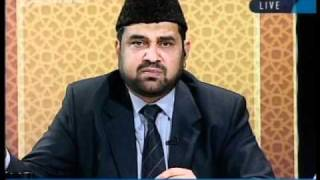 Non-Ahmadi caller wishes to accept Ahmadiyyat through Rahe Huda