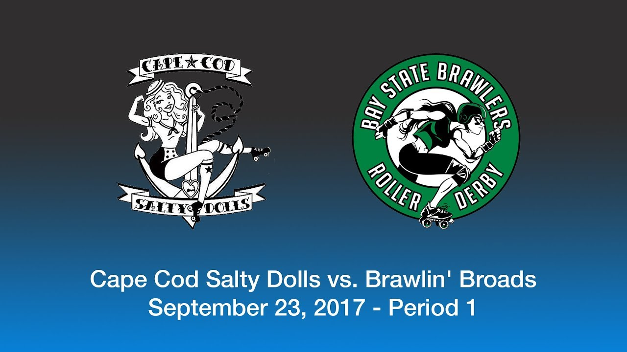 CCRD Salty Dolls vs. Bay State Brawlin' Broads (9/23/17) Part 1