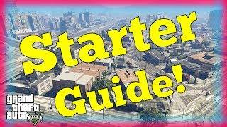 GTA 5 Roleplay StarterBeginner Guide! (Basics, Commands, and common rules!)