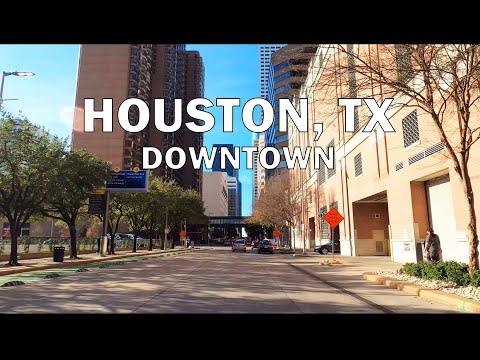 houston,-tx---driving-downtown-4k