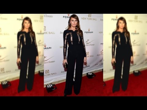 See Which Fashion Designers Will Refuse To Dress First Lady Melania Trump