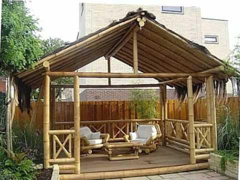 Galerry desain gazebo kayu
