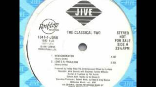 The Classical Two - New Generation (1987) audio