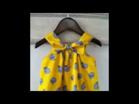 11836e8e1 Frock Designs for Little Girls - Upcoming Designs - YouTube