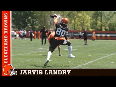 Jarvis Landry: I consider myself the best | Browns Press Conference