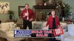 Arwood's|Missouri's LARGEST Furniture Store - Sold Tag Sale 2015
