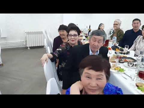 Землячество Усть-Оборских в Улан-Удэ в банкетном зале Crystal Прогресс 21 марта 2020. Часть 2