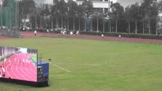 港九區D1中學學界田徑賽 2015-2016 BB 4X10