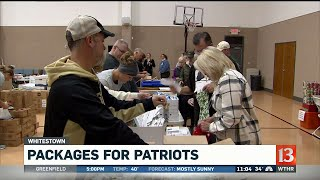 Packages for Patriots