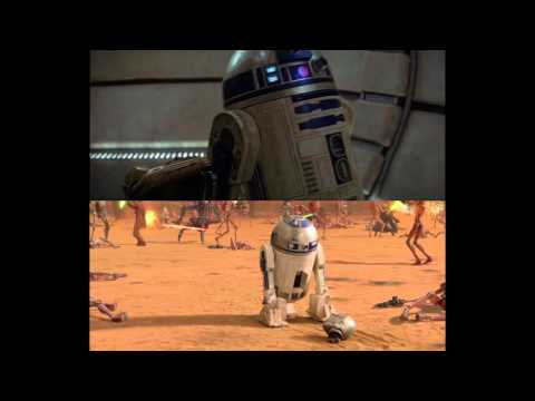 Star Wars Poetry - Similarities of The Original & The Prequel Trilogy