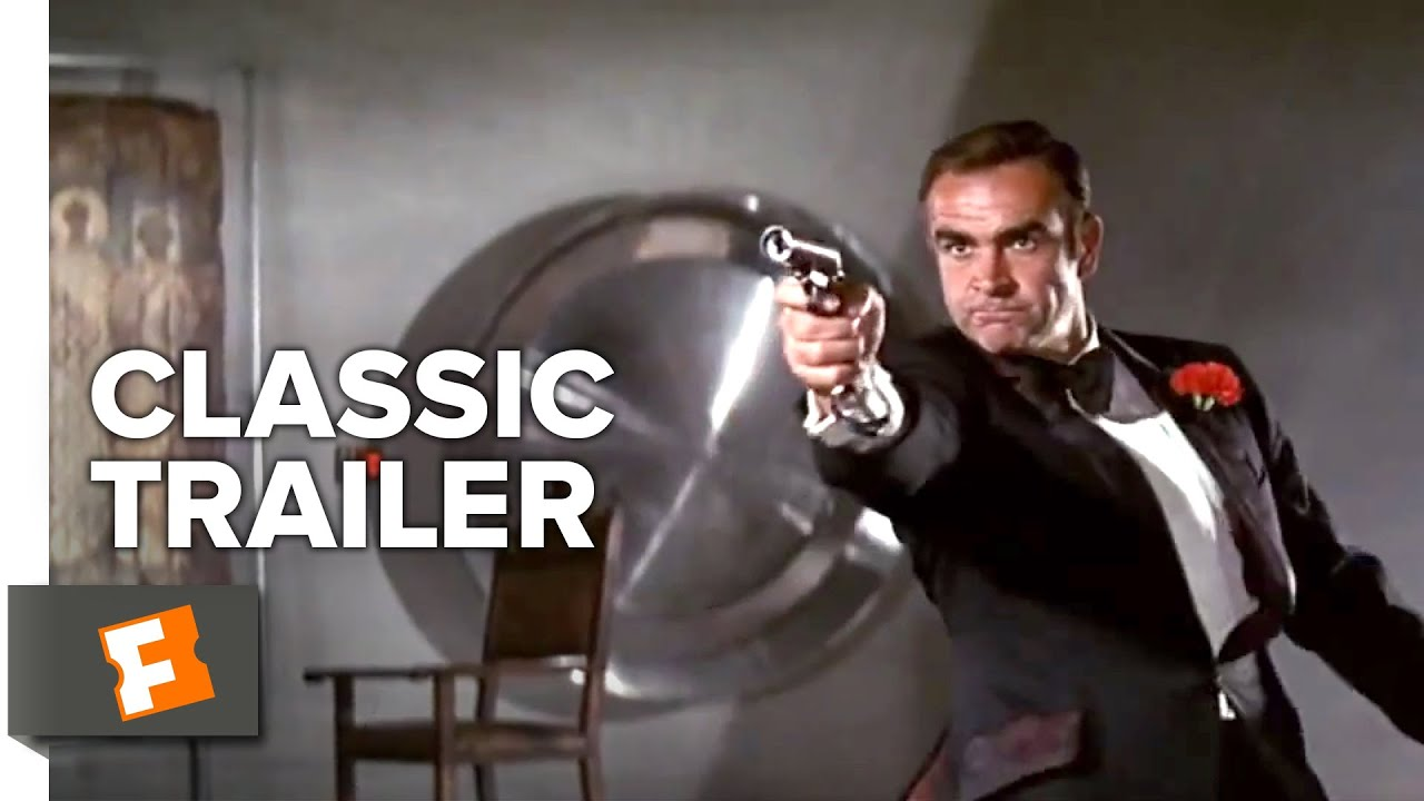 Every James Bond movie ranked from worst to best