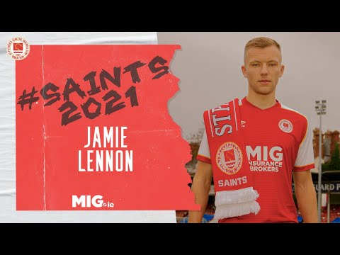 Jamie Lennon signs up for the Saints for 2021