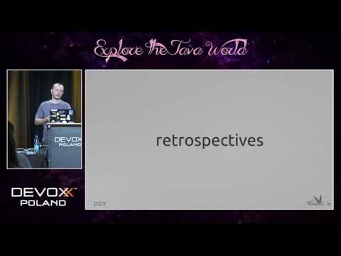Devoxx Poland 2016 - Bartek Zdanowski - Developer, develop yourself!