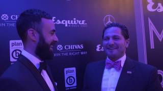 CEO of The Hult Prize, Ahmad Ashkar, wins Esquire's Entrepreneur of the Year 2016 thumbnail