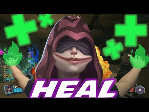 PLAYING PALADINS COMPETITIVE WITH A GAMER GIRL ! BANGLA Commentary !! Potato PC